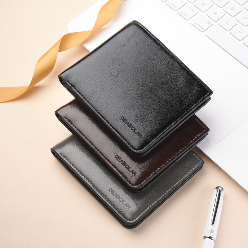 Elegant Multi-functional Wallet for Men