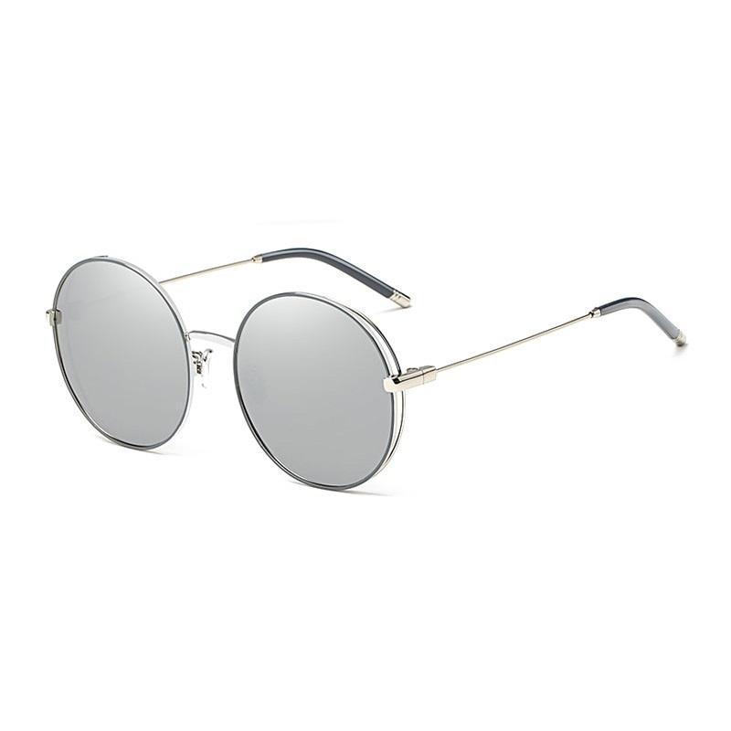 Perfectly Round Sunglasses