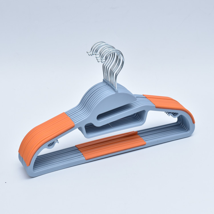 Non Slip Clothes Hanger for Cabinets and Wardrobe