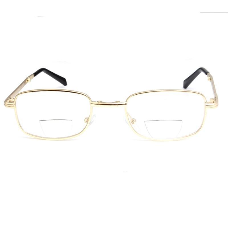 Two Tone Folding Reading Glasses