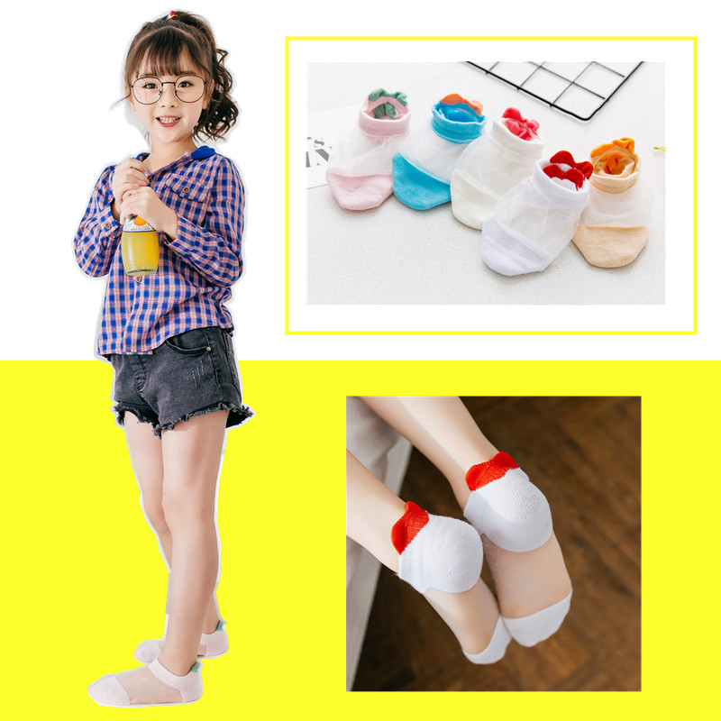 Breathable Cute Socks for Kids