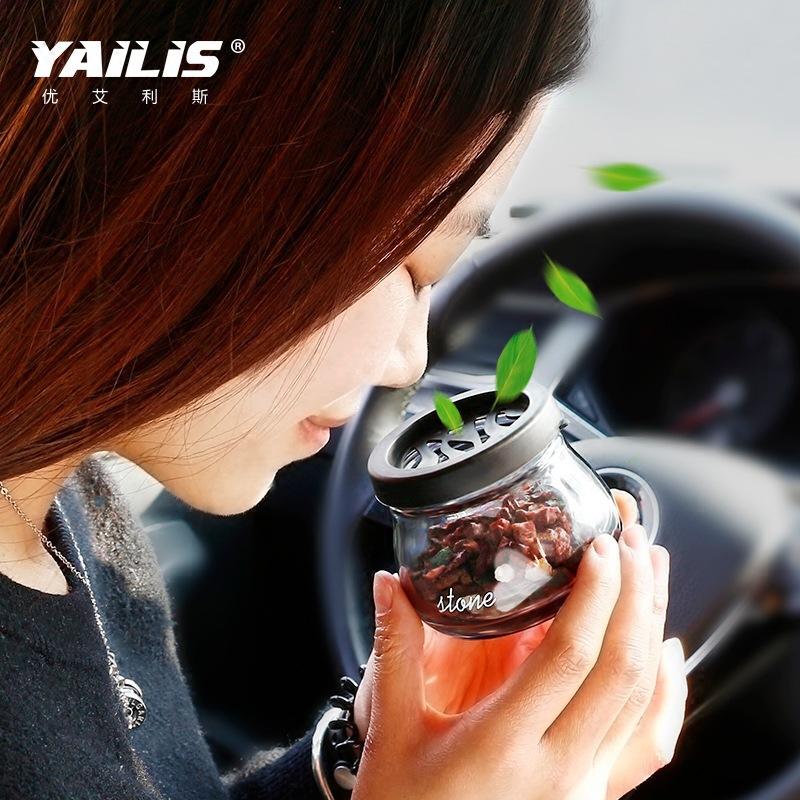 Aromatic Car Freshener for Fresher Cars