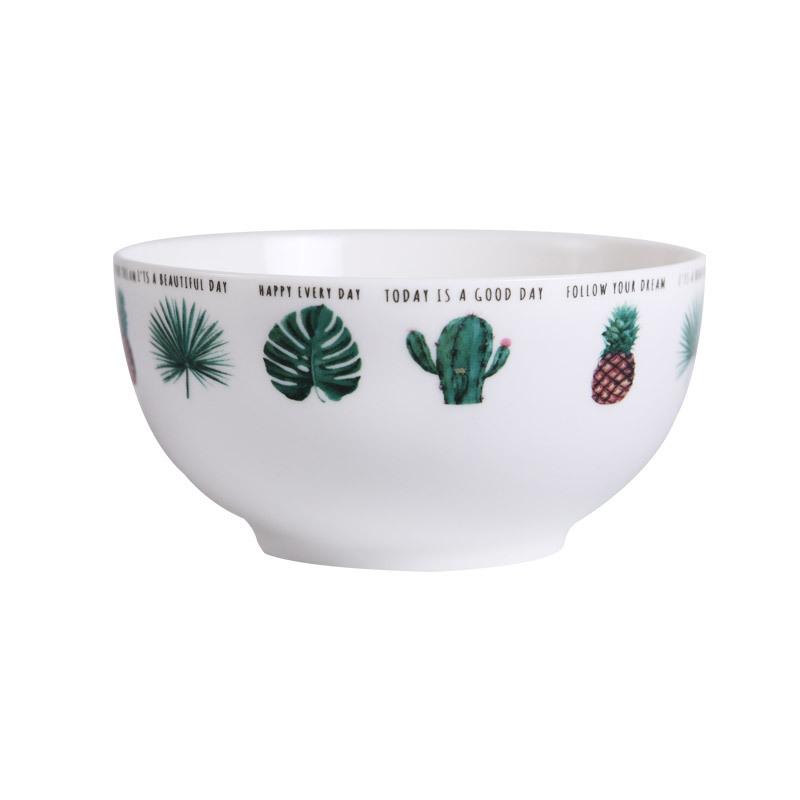 Greenery Design Bowl