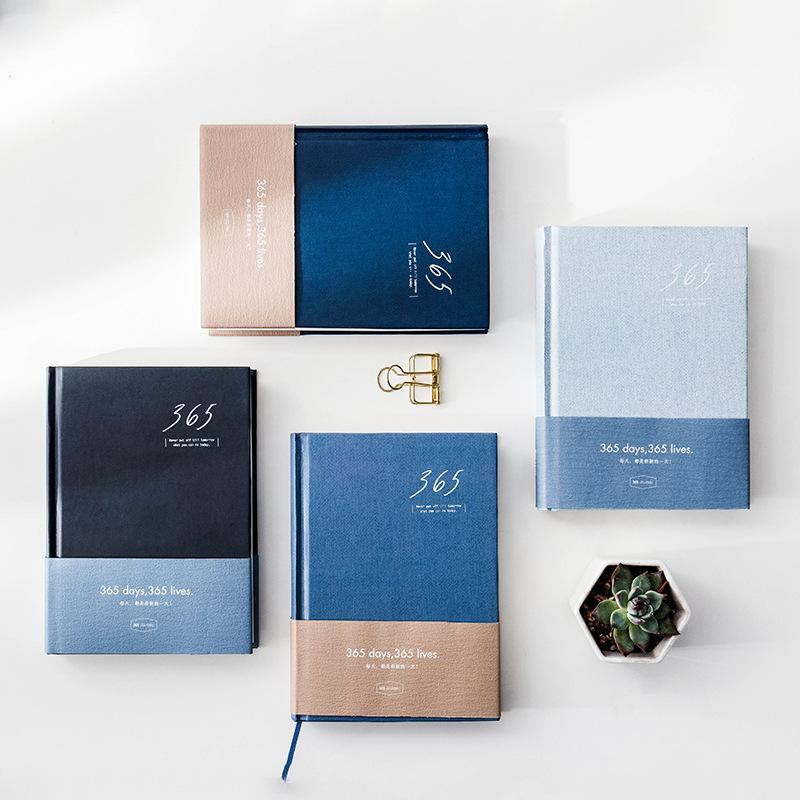In the Blues 365 Days Planner