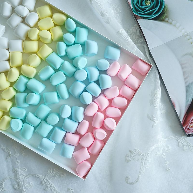 Artificial Marshmallow Decor