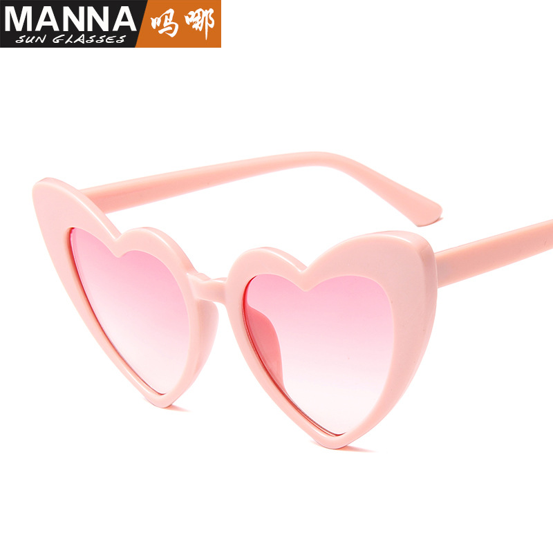 Adorable Heart Shades for Prep Outfit