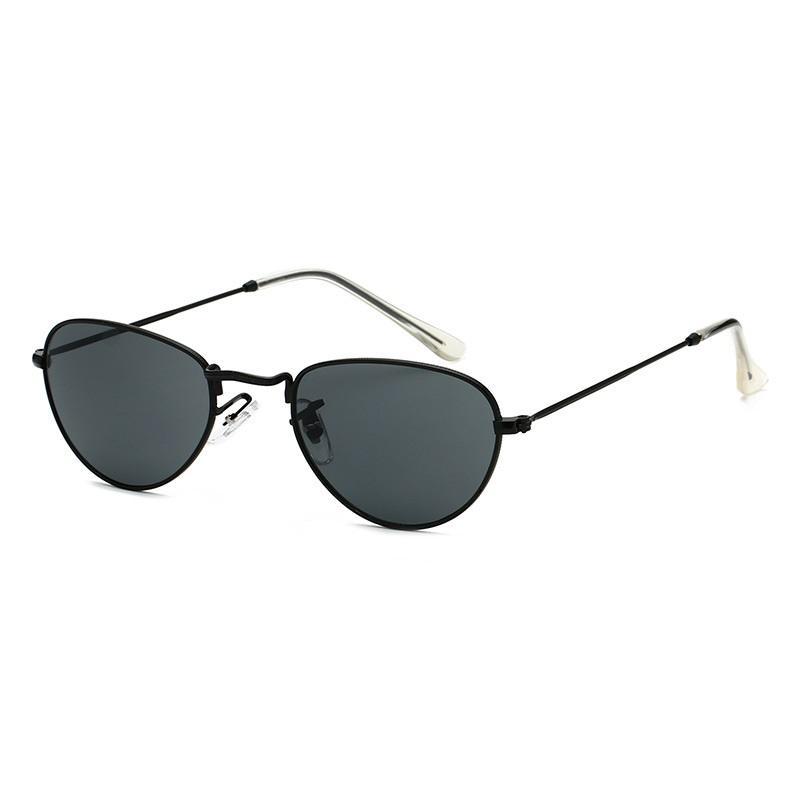 Nuala Metal Frame Sunglasses