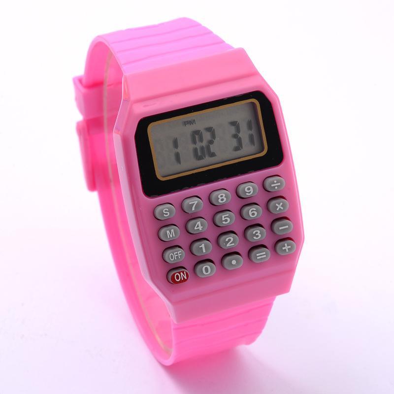 Calculator Children's  Watch
