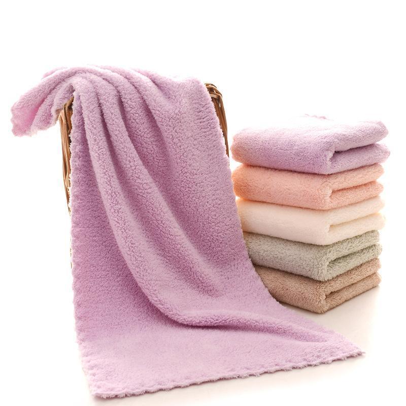 Neutral Bath Towel