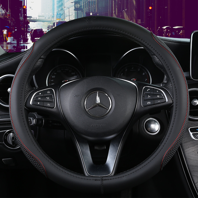 High-Quality Steering Wheel Cover for Car Accessories