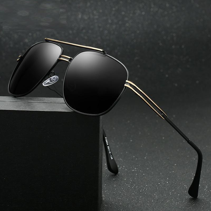 Retro Smoky Sunglasses