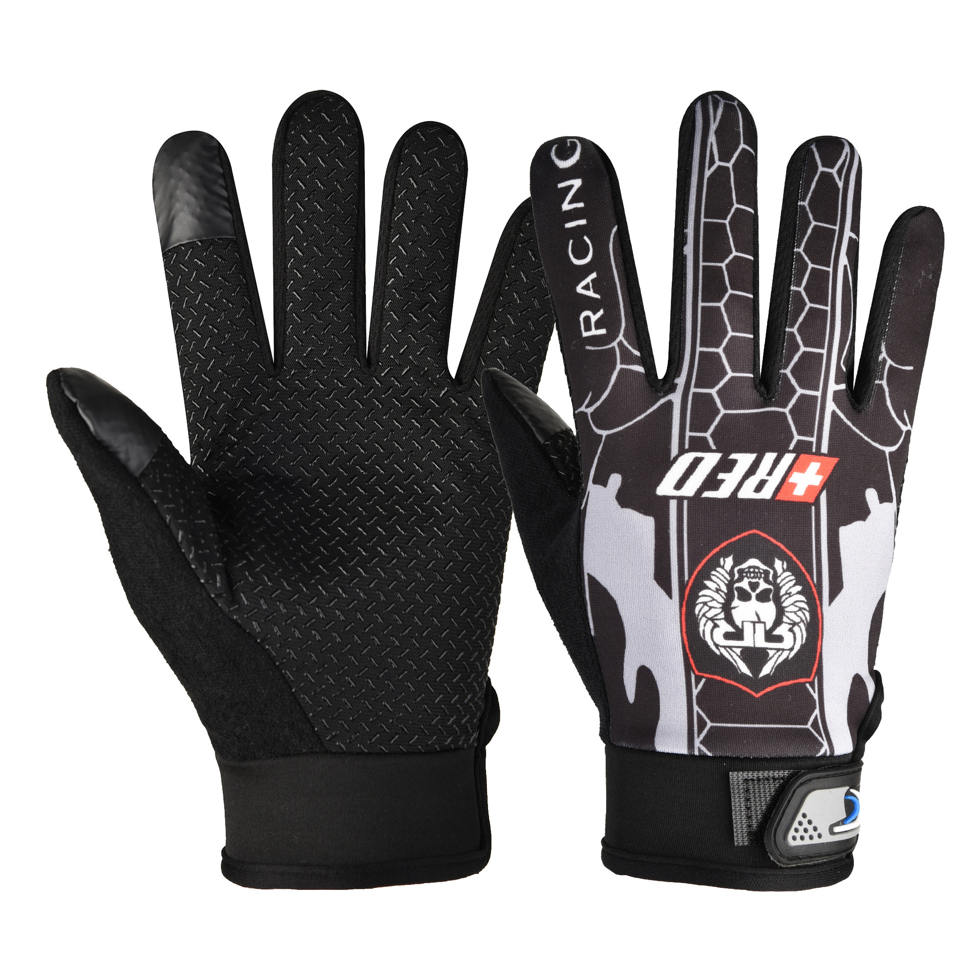 Breathable Quick-Dry Gloves for Sports Activities