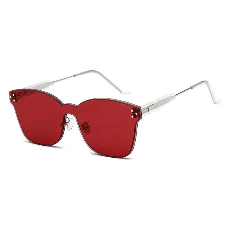 Candy Colored Lens Sunglasses