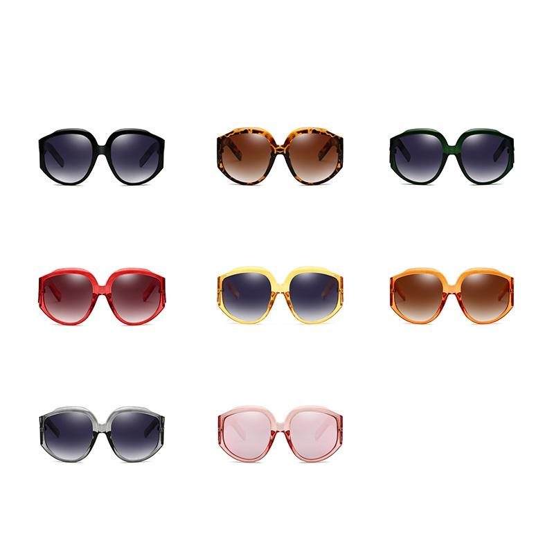 Trendy Oversized Square Sunglasses