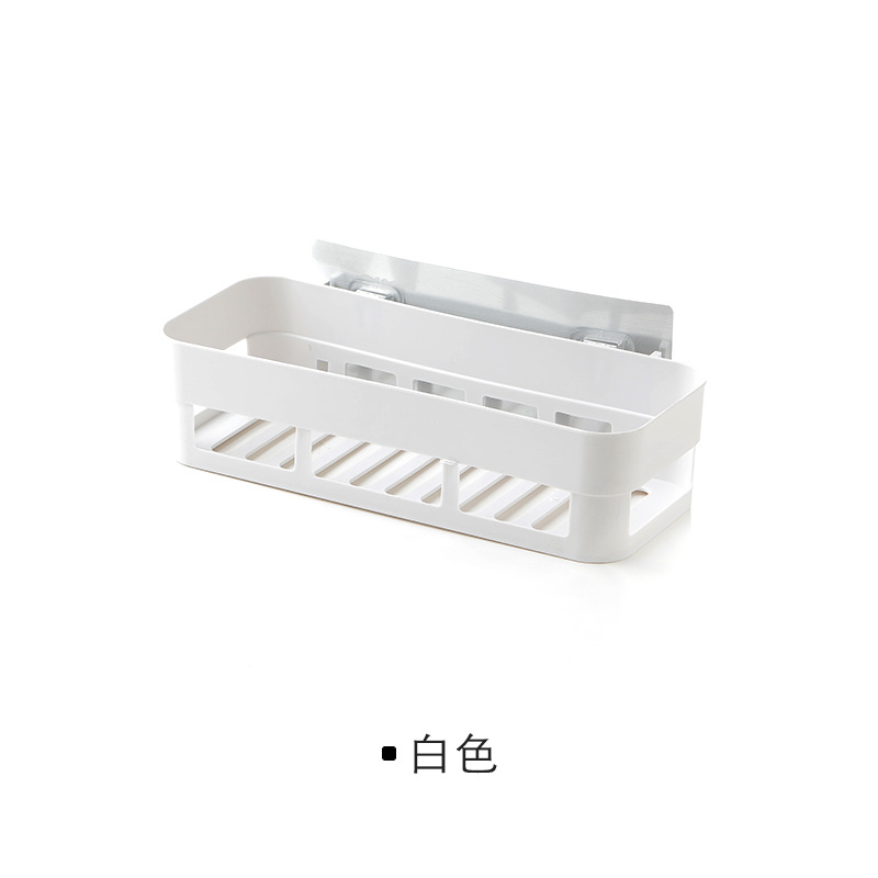 Innovative Non-Punch Floating Racks for Toiletries