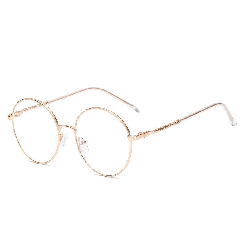 Ava Round Eyeglasses