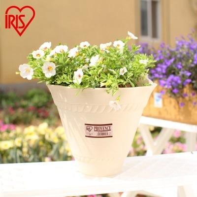 Quaint Conical Hanging Flower Pots for Vertical Flower Gardens