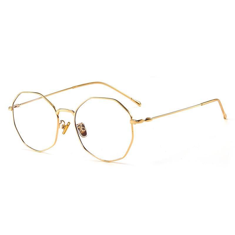 Nillda Metal Frame Sunglasses