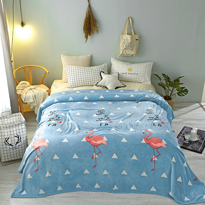 Supple Minimalist Blanket for Essential Use
