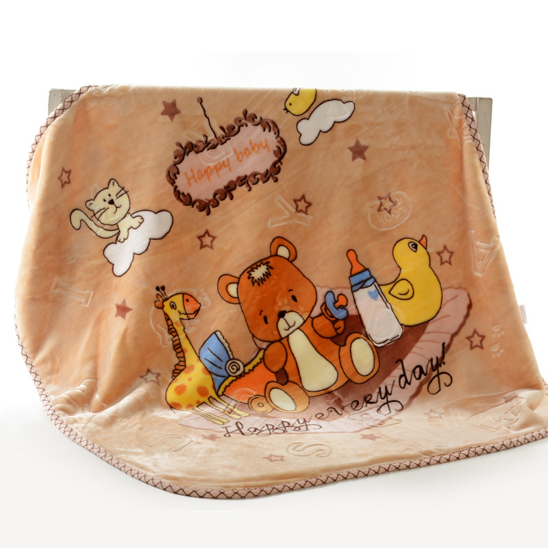 Cute Animals Doing Things Kids Blanket Collection