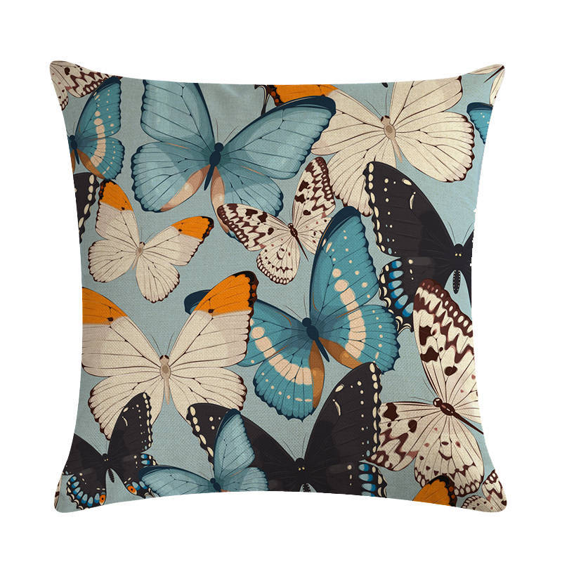 Cute Swarms of Butterfly Pillowcase for Pillows