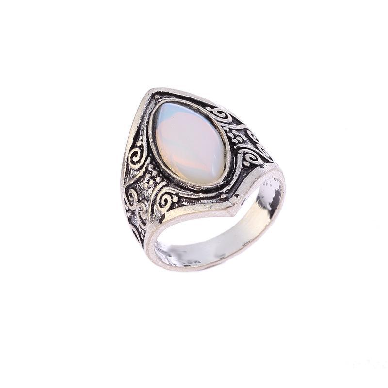 Moonstones Vintage Ring
