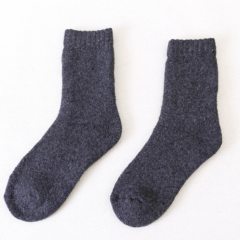 Super Thick Cotton Socks for Small Kids