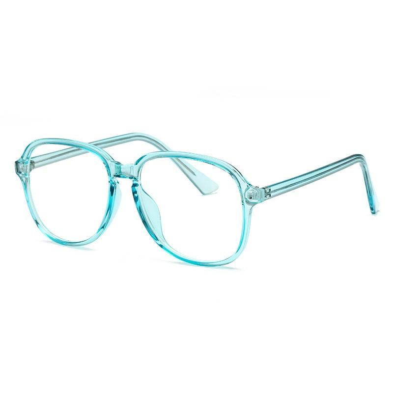 Candy Colored Rectangular Sunglasses