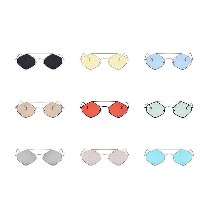 Diamond Shaped Sunglasses