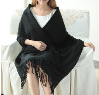 First-Rate Imitation Cashmere Shawl for Comfy Feels