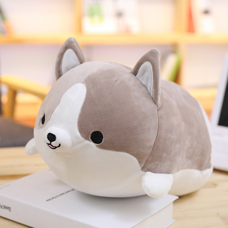 Soft Corgi Pillow for Dog Lover Gifts