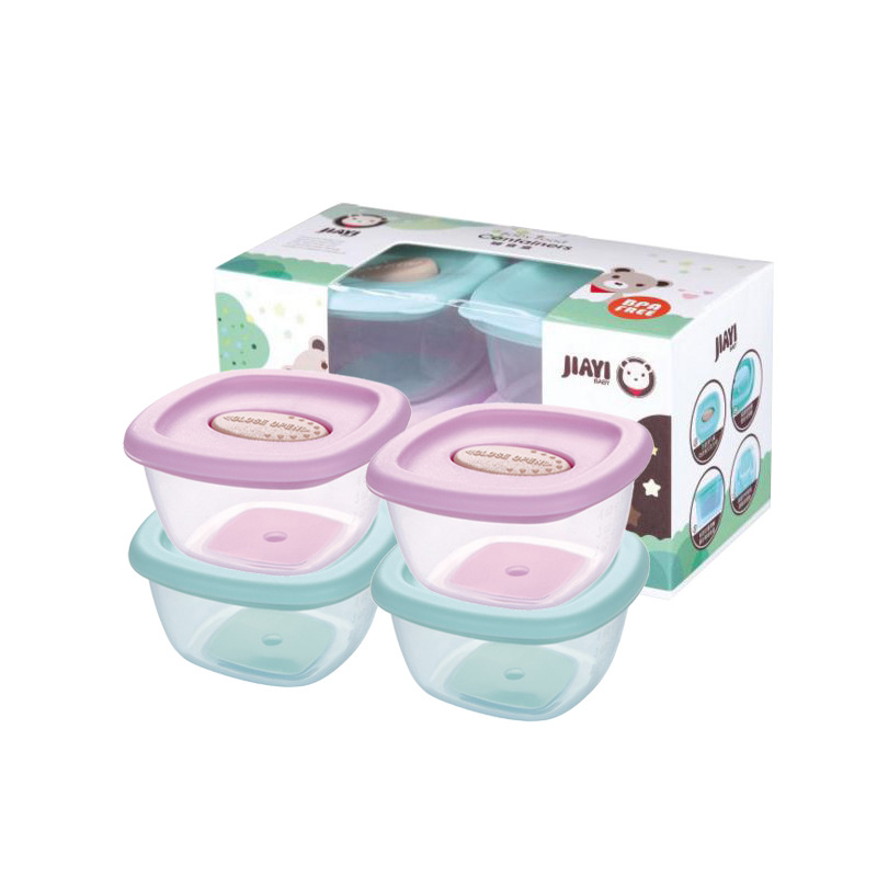 Small Microwaveable Food Container for Daily Necessities