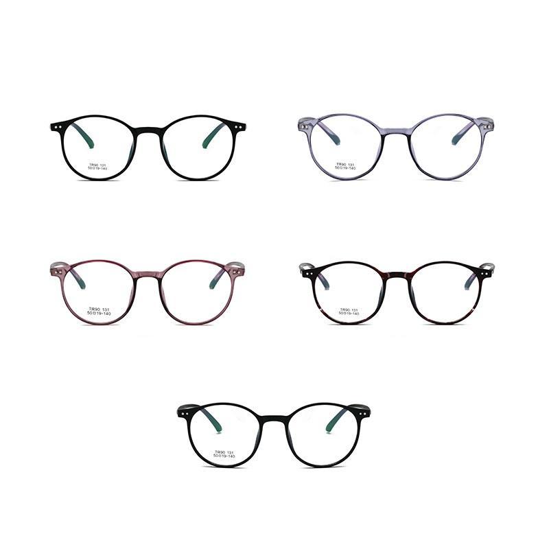 Echo Round Eyeglasses