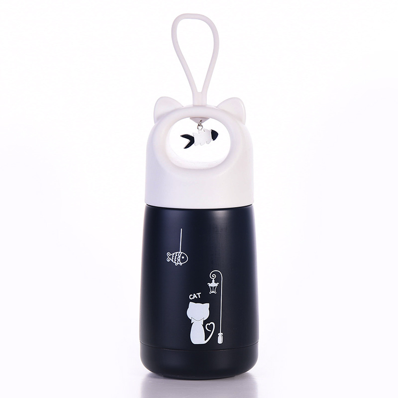 Cute Animals Stainless Steel Thermos Bottle
