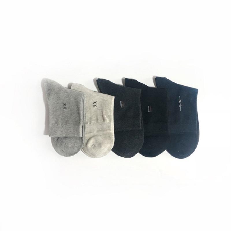 Men's Casual Tube Socks (10 Pairs/Set)