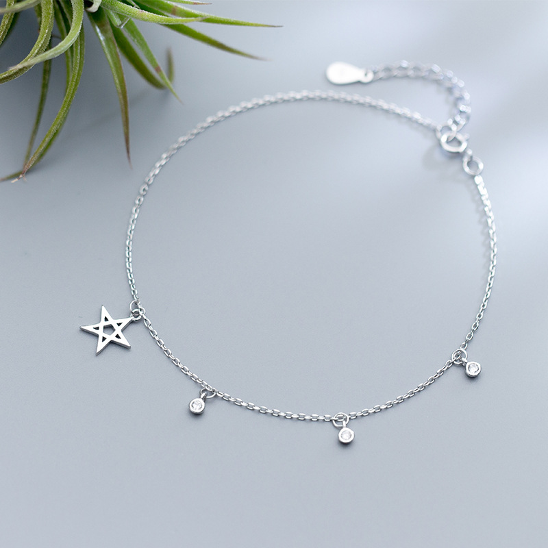 Axell Star Anklet