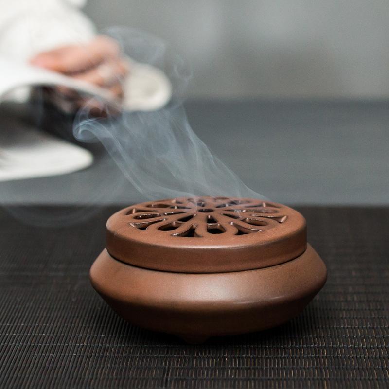 Ornamental Arabian Incense Holder