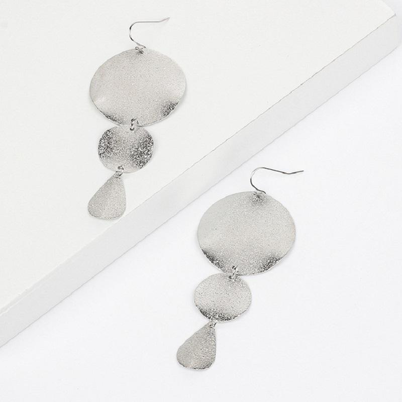 Hynek Long Earrings