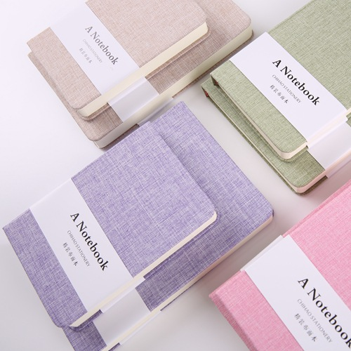 Chic Mini Notebook for Writing Down Notes and Ideas