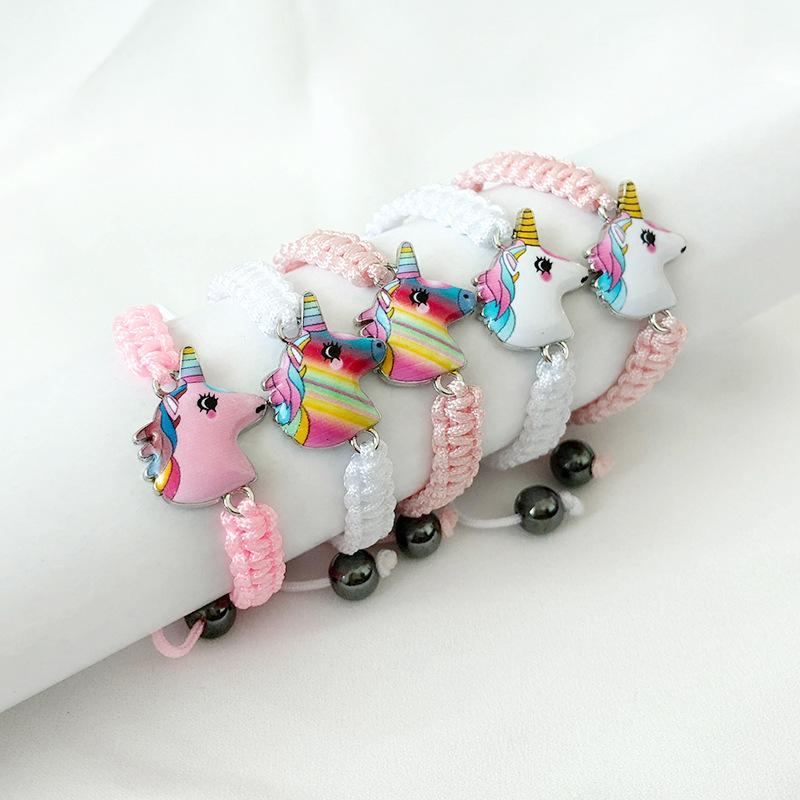 Yumi Unicorn Bracelets