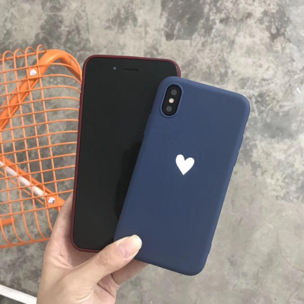 Simple Heart Phone Case