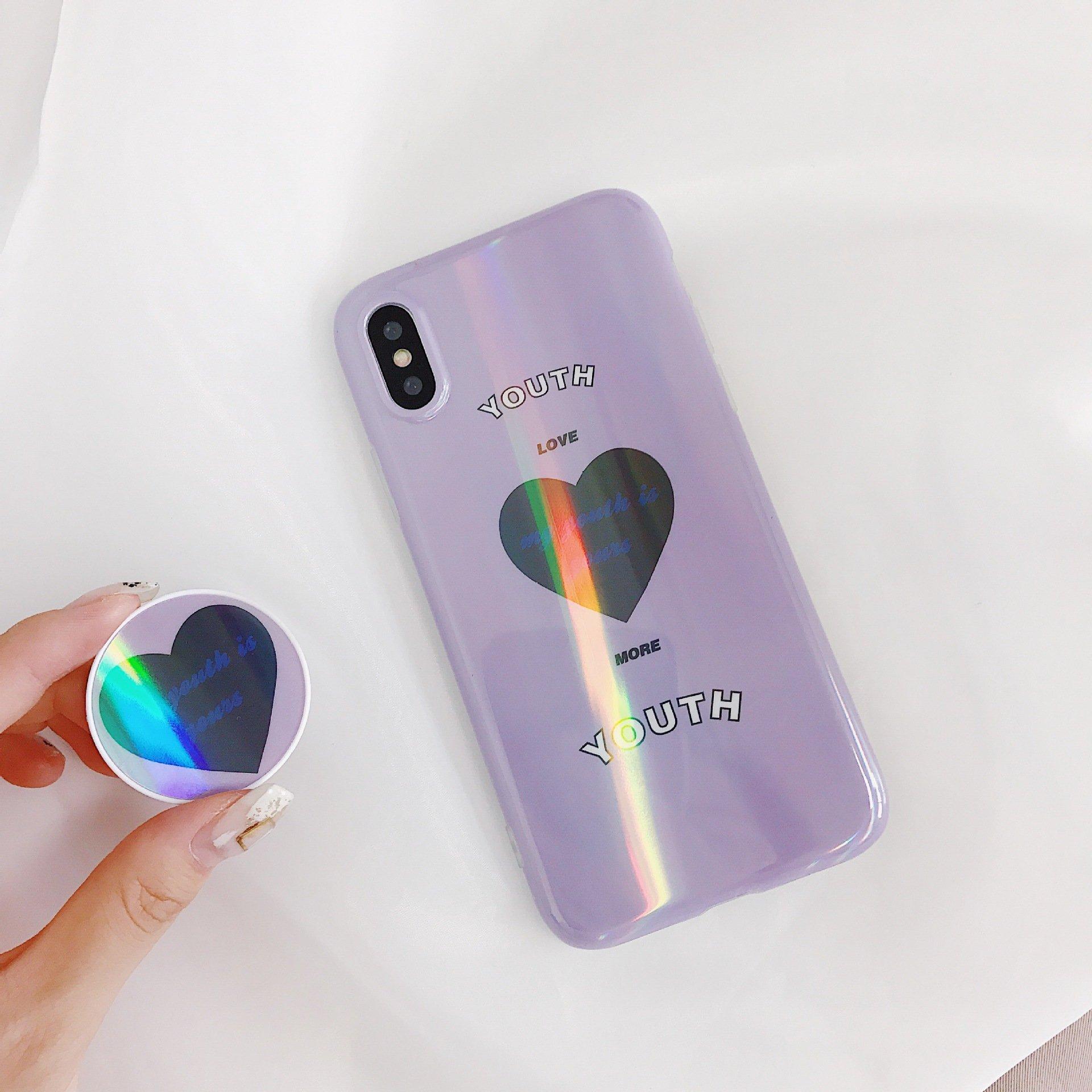 Matching Phone Stand Grip