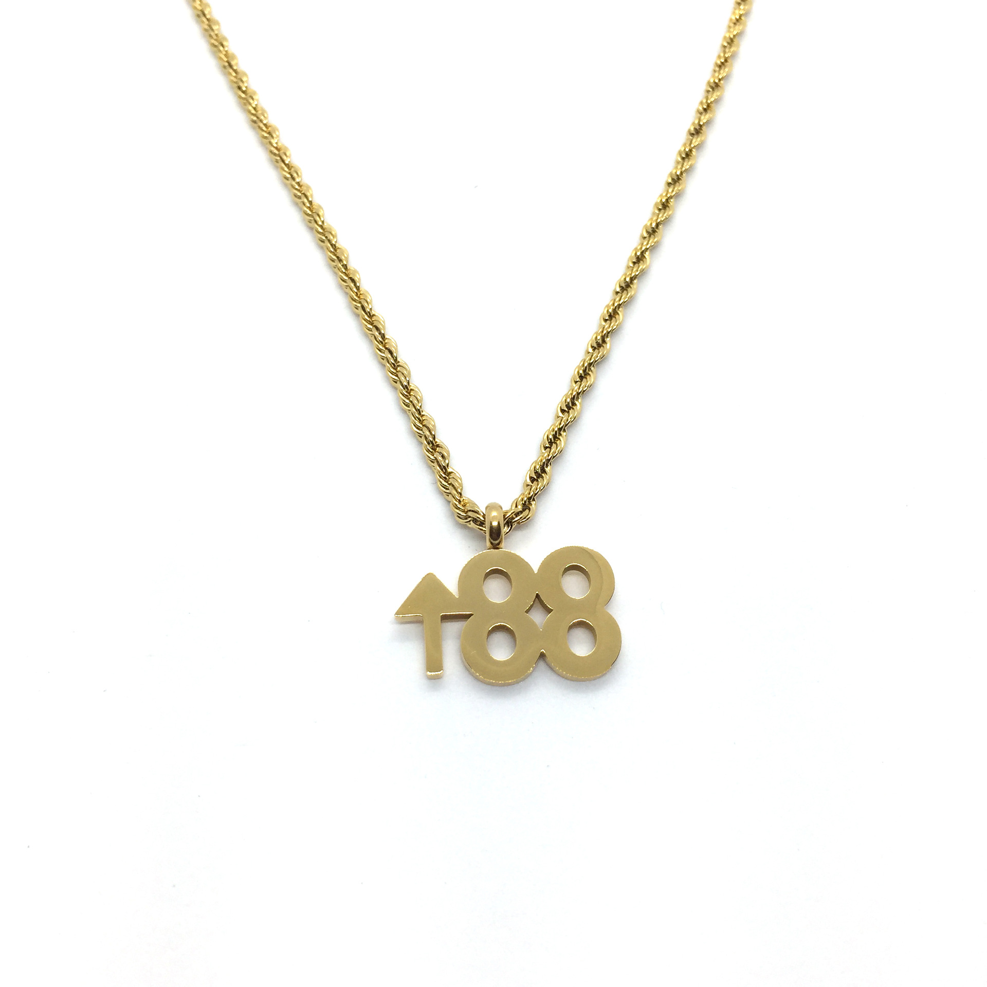 High Street Hip-Hop Necklace for Fashionable Style