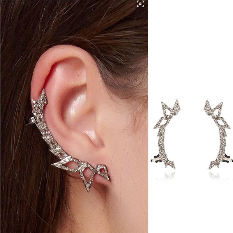 Mina Crystal Ear Crawlers