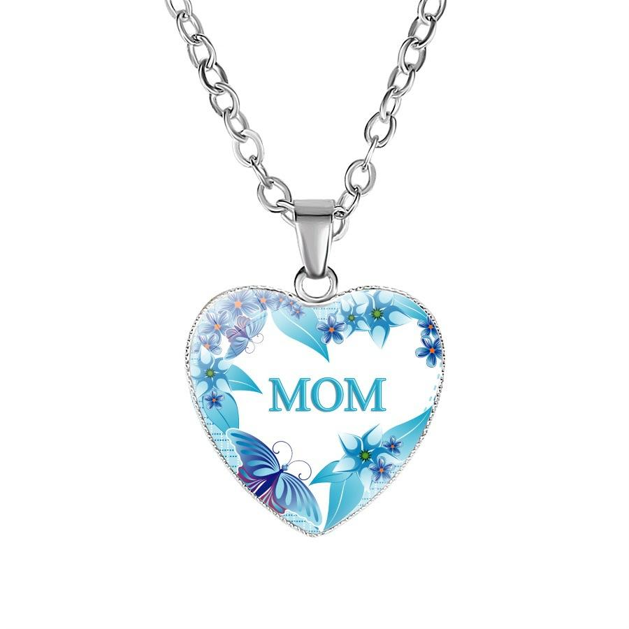 Love You, Mom! Necklace