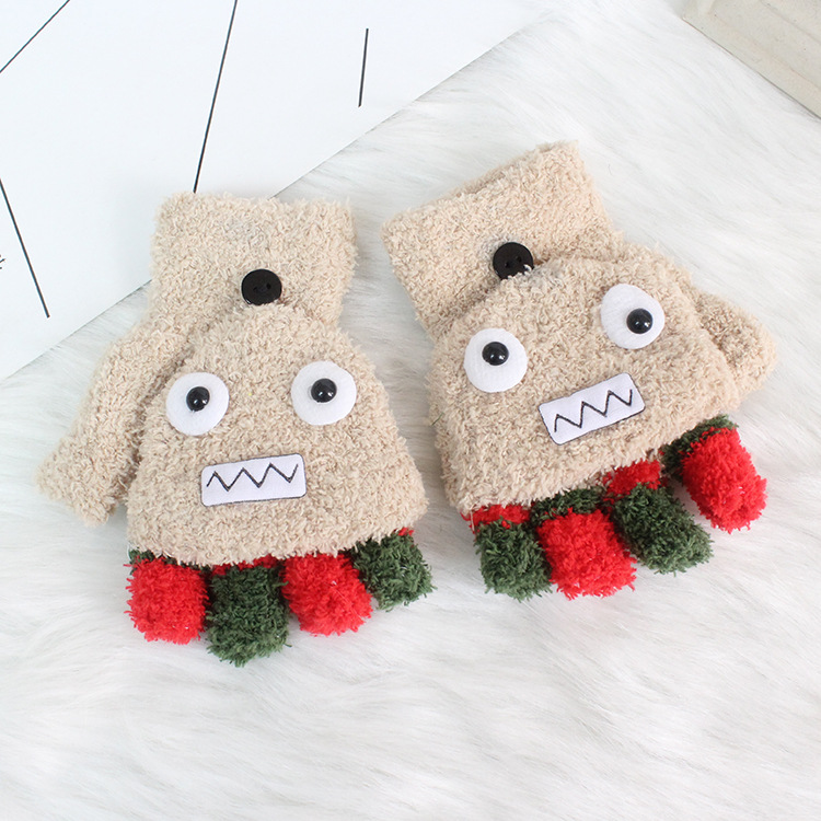 Adorable Thick Gloves for Cold Weather Wear