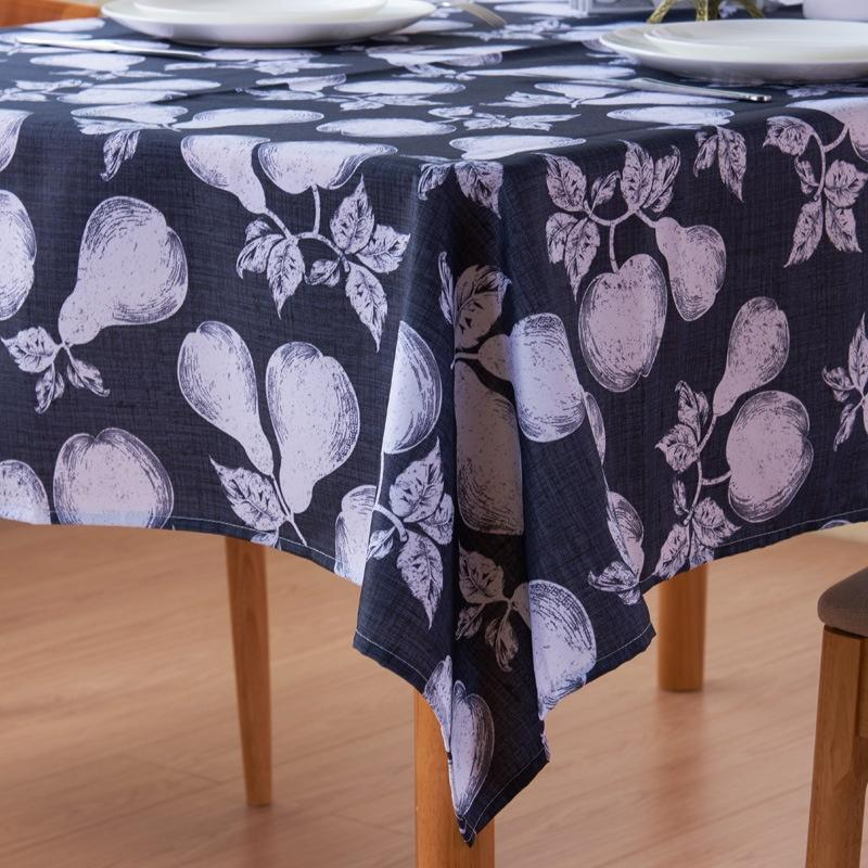 Pear and Apple Tablecloth