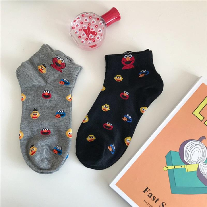 Elmo and Friends Socks