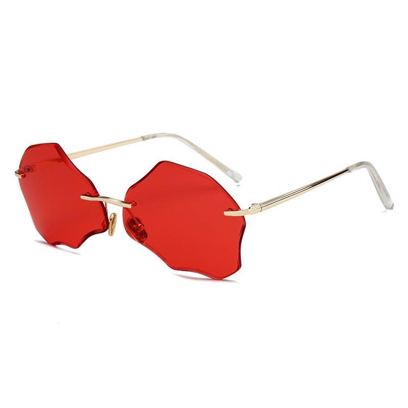 Sunny Side Up Frameless Sunglasses