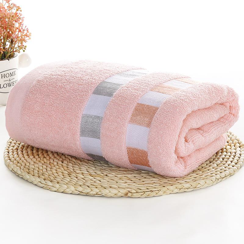 Soft Cotton Bath Towels for Quick-Dry After Bath